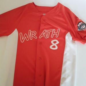 Cal Ripken Babe Ruth League Shirt